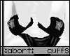 :abort: o-ring cuffs m