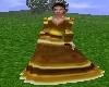 Gold Ballgown