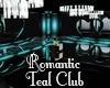 Romantic Teal Club