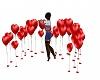Heart  Valentine Pose