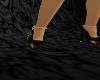 {L} Death n Roses Shoe