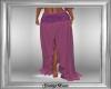 Mauve Boho Skirt