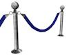 NO Glow Blu Velvet Ropes