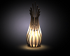 ~MG~ Gold Floor Lamp