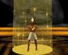 gold king aura