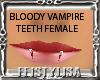 ! Bloody Vampire Teeth