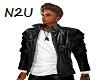 n2u jacket leather