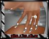 D*Gray RunWithIt Nails