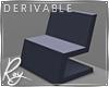 Mod Slant Chair