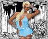 {E}Ice Blue Silk