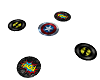 SuperHero Dance Disk