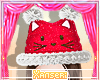 Christmas Santa Cat Hat