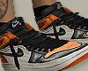 AJ1 - Orange
