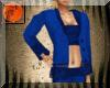 Western blue suit