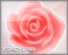 $ Coral Rose | Sticker