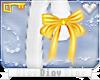 *D* White Kitty Tail V4