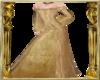 Golden Princess Gown