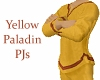 Paladin PJs Yellow