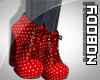 ! Dotted Boots :D