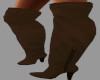 [BRI] Brown Suede Boots