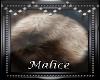 *M* (HA) Fur Rug