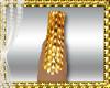 D3~Disco Yellow Nails