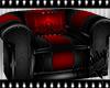 Dark Rouge Chair