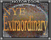 NYE Extraordinary