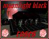 moonlight black roses