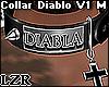 Collar Diabla V1 M