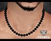 F. Collar Black