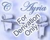 Ayria Derivable Bench