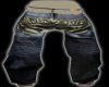 Affliction Baggy Jeans T