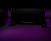 Dark & Purple w/ floor