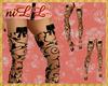 Black Stockings Socks