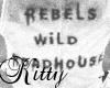 (K)Rebels vest-wht