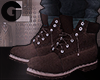 GL| Chocolate Suede Boot