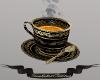 Dark Teacup