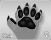 ! Black Furry Claws