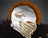 Eagle Helmet Gold/Silver
