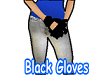 [KK] Black Gloves [F]