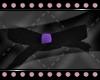 *Loli Ribbon Grape/Blk