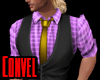 Lavender Gold Waistcoat