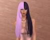 Pink Deep Violet Ombre