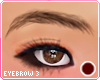 ♡ Brows V3 l brown