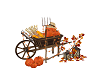 Autumn Harvest Cart