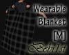 [Bebi] Blanket Black+wht