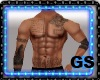 GS Tattoo+Muscle+Simple