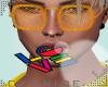 -C- PRIDE LOVE Mouth