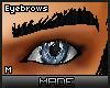 M: Black Eyebrows